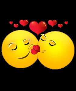 Kissing smiles copy